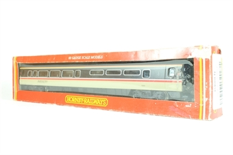 R408 Mk4 RSB buffet coach 10303 in Intercity Swallow livery