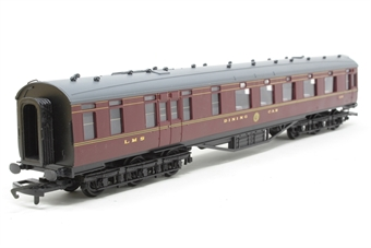 R4095-PO14 LMS 68' 12 wheel dining car - Pre-owned - Like new