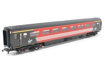R4096D-PO04 Virgin Mk.3 Open First Coach (Trailer First) 11040 - Pre-owned - Like new