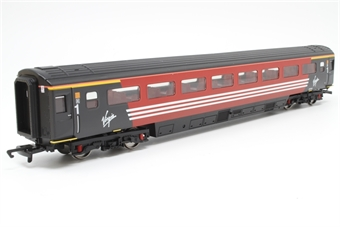 R4096G-PO02 Mk3 Virgin Trains 1st Class Open Coach - Pre-owned - Like new