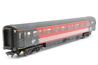 R4097D-PO04 Virgin Mk.3 Open Standard Coach (Trailer Standard) 42322 - Pre-owned - Like new, imperfect box