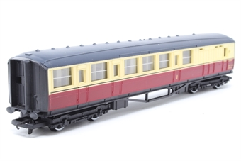 R410-PO06 B.R (Ex L.N.E.R) Brake Composite Coach E10066 - Pre-owned - Marks on roof, chipped paint on body sides, replacement box