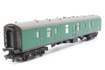 R4116-PO06 Mk1 Parcel BR/SR Green - Pre-owned - Marks on sides and roof - imperfect box