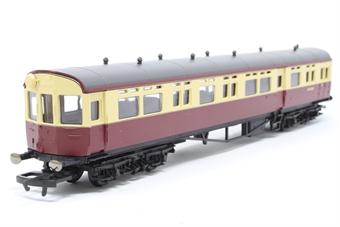 R4187A-PO01 BR Autocoach W192W in BR Crimson and Cream - Pre-owned - Like new
