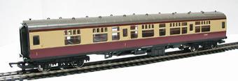 R4206 Mk1 composite coach E15331 in BR crimson & cream £17