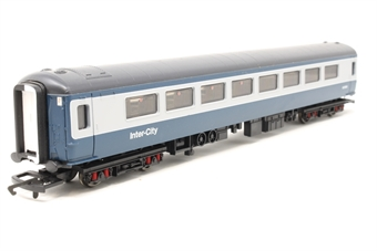 R4216-PO01 Mk2D 2nd standard coach W5619 in BR rail blue/grey - Pre-owned - replacement box