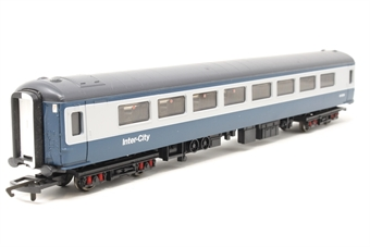 R4216-PO02 Mk2D 2nd standard coach W5619 in BR rail blue/grey - Pre-owned - marks to paintwork, replacement box