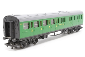 R425Coach3562-PO04 S.R Brake 3rd Coach 3562 - Pre-owned - Like new -  imperfect box