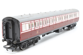 R427A-PO11 Caledonian Railways 1st/3rd Composite Coach 7511 - Pre-owned - Minor paint chips - imperfect box