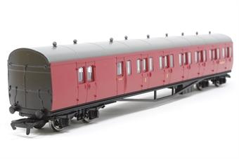 "R4293D-PO03 BR 60' Suburban ""B"" W6590W in crimson - Pre-owned - Like new, imperfect box"