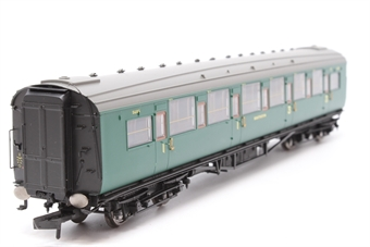 R4338C-PO02 Southern Railway green Corridor Composite Southern Green (High Window) 5686 - Pre-owned - replacement box