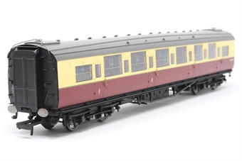 R4345A-PO05 BR Blood and Custard Maunsell Corridor Composite (High Window) A - Pre-owned - Like new