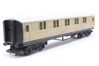 R448B-PO11 L.N.E.R First Class Sleeping Car 1316 - Pre-owned - Marks on roof and body sides, imperfect box