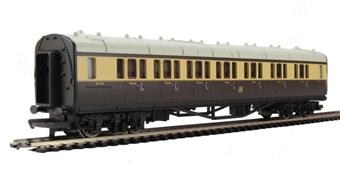 R4523 Collett composite 6135 in GWR chocolate & cream - Railroad Range