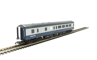 R4563 Mk2D BSO brake second open E9487 in BR blue & grey