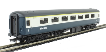 R4623 Mk2E FO first open W3244 in BR blue and grey - Railroad range £12