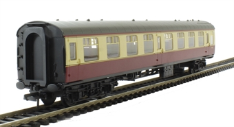 R4628 Mk1 SO second open M4363 in BR crimson & cream - Railroad range