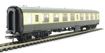 R4630 Mk1 TSO tourist second open W3796 in BR chocolate & cream - Railroad range