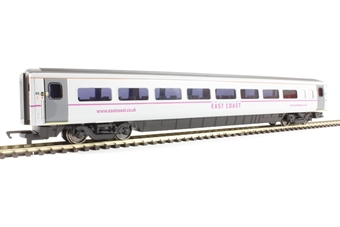 R4666A Mk4 TSO second open 12447 in East Coast livery £11
