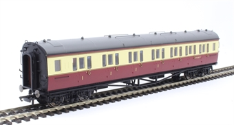 R4688A Collett corridor composite (Right hand) W6145W in BR crimson and cream
