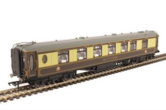 R4741 Pullman Second Class Kitchen Car 'Car No.58'