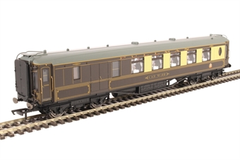 R4742 Pullman Third Class Brake Car 'Car No.162'