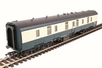 R4771 Mk1 BG full brake W80664 in BR blue and grey