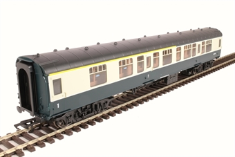 R4773 Mk1 CK composite corridor W16198 in BR blue and grey