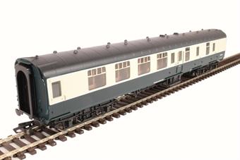R4774 Mk1 BSK brake second corridor W35024 in BR blue and grey