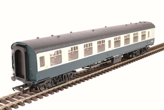 R4776 Mk1 TSO tourist second open W5025 in BR blue and grey