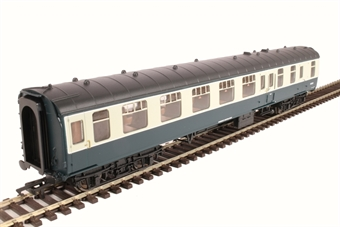 R4777 Mk1 BSO brake second open W9353 in BR blue and grey