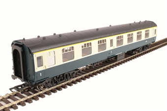 R4778 Mk1 FO first open W3123 in BR blue and grey
