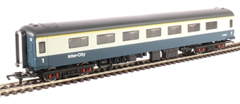 R4807 Mk2D FO first open E3180 in BR blue and grey