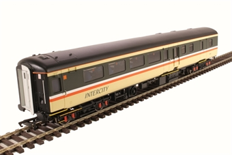 R4811 Mk2E BSO brake second open 9502 in Intercity livery