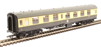 R4824 Mk1 FO first open W3090 in BR chocolate and cream