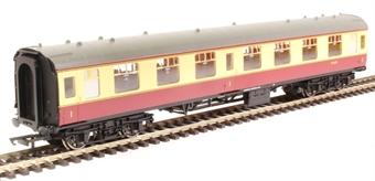 R4825 Mk1 FO first open M3029 in BR crimson and cream