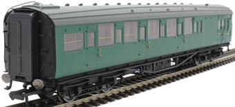 R4838 Maunsell brake second corridor S2764S in BR green