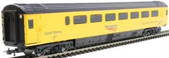 R4911 MK3 NMT measurement train OHPL test coach 977993 in Network Rail Yellow - Sold out on Pre-Order