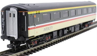 R4920A Mk2F 'Aircon' FO first open 3295 in Intercity Swallow livery