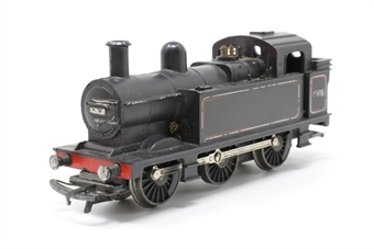 R52-PO36 Class 3F 0-6-0T 47606 in BR Black - Pre-owned - Slow noisy runner, chipped paint, missing crest, replacement box
