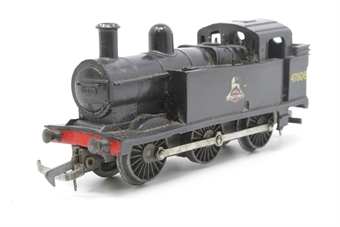 R52-PO42 Class 3F 0-6-0T 47606 in BR Black - Pre-owned -Noisy Runner - warped body- Worn paintwork - replacement box