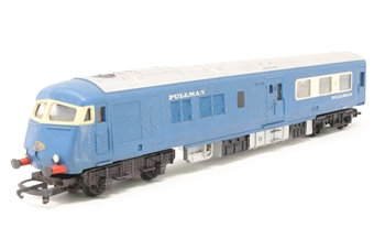 R555-PO05 Diesel Pullman Motor Car W60095 - Pre-owned -non runner - replacement box - some marks on body