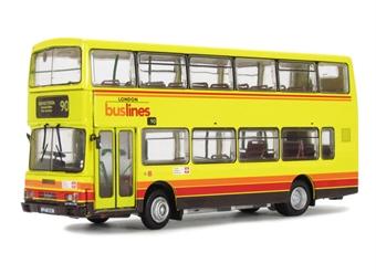 """R602Britbus Leyland Olympian """"London Buslines"""" £9"""