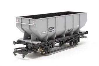 R6124A-PO 20 Ton hopper wagon in BR grey - Pre-owned - imperfect box