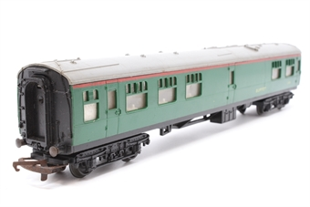 R624-PO03 B.R Buffet Car S1851 - Pre-owned - marks to sides, roof and glazing - worn decals - replacement box