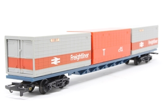 R633-PO17 Freightliner Wagon  - Pre-owned - replacement box £20