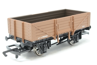R6395-PO04 BR (ex SR) 5 plank wagon - Pre-owned - Like new
