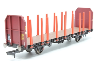 R6468-PO08 OTA Timber Carrier 110201. EWS livery - Pre-owned - Like new - imperfect box