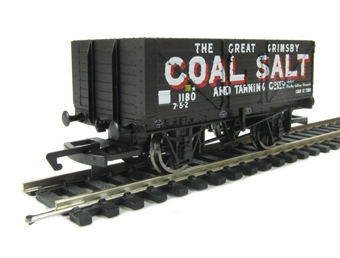 "R6583 7-plank ""The Great Grimsby Coal Salt & Tanning Co Ltd"". £8"