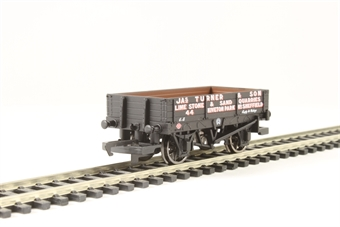 "R6742 3 plank open wagon ""Jas Turner & Sons, Sheffield"" £5"